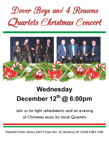 Christmas Concert at Plattekill Library